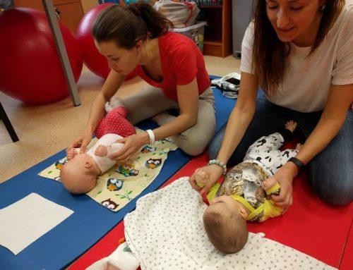 Tarbatu Tervisepark alustab beebide grupivõimlemisega!